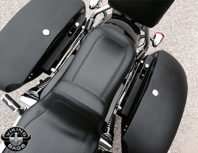 Viking Quick Disconnect System For Harley Softail