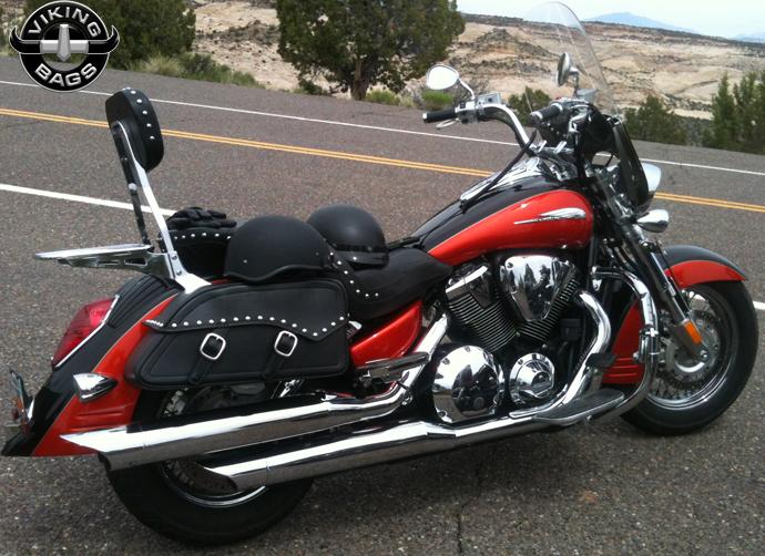 Honda Vtx Motorcycle Luggage Photo Gallery