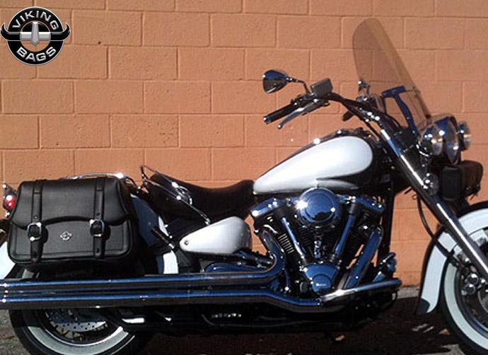 Best Beginner Cruiser Motorcycle >> Yamaha Road Star Saddlebags. Shop Bags for Yamaha Road Star