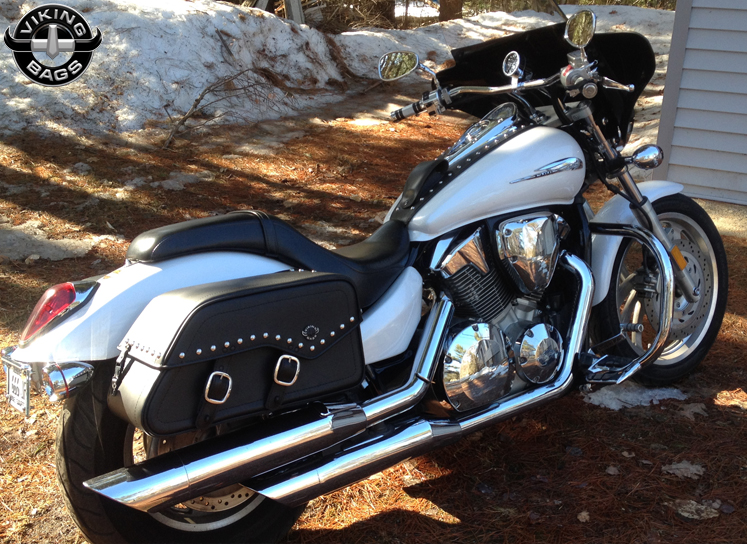 Viking Saddlebags are located in the greater Los Angeles area but have warehouses nationwide. All Viking Saddlebags' products are made from premium quality leather. For example, the motorcycle saddlebags, Viking Saddleabag is known for, are designed and manufactured in-house.