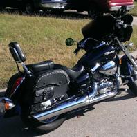 Viking Bags Motorcycle Luggage