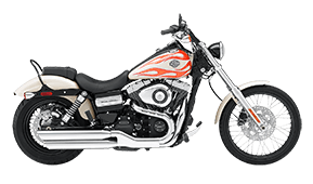 Harley Dyna Saddlebags