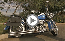 Gerry's 1998 Harley-Davidson Saddlebags Review