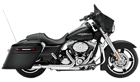 Harley Touring Saddlebags