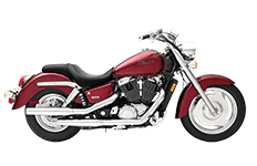 Honda Shadow Sabre 1100 Motorcycle Saddlebags