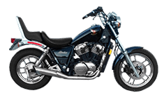 Honda 700 Shadow VT700 Bags