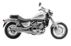 Honda VF 750 C Manga 750 Motorcycle Bags