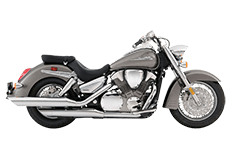 Hondaa VTX 1300 S Saddlebags