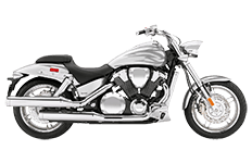 Honda VTX 1800 F Saddlebags