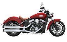 Indian Scout Bags