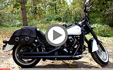 Corey's 2015 Kawasaki Classic Charger Series Motorcycle Saddlebags Review