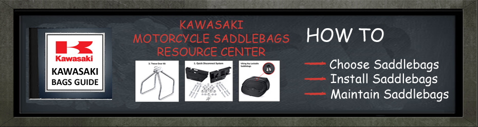 Kawasaki Motorcycle Saddlebags Resource Center