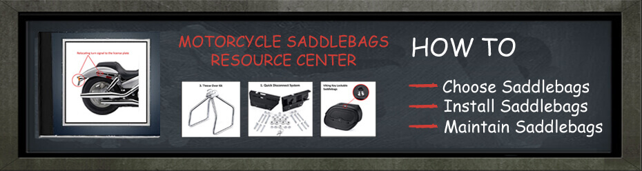 Motorcycle Saddlebags Resource Center