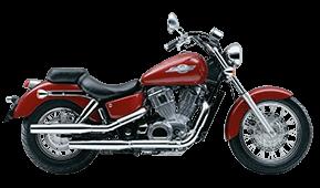 Honda Shadow Saddlebags