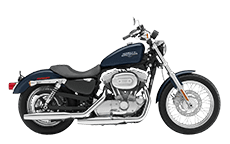 Harley Davidson Sportser Saddlebags