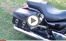 Rob's 2010 Triumph Thunderbird Thor Series Motorcycle Saddlebags Review