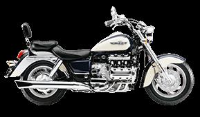 Honda Valkyrie Saddlebags