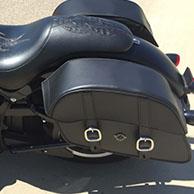 Carlos's Harley Softail Slim