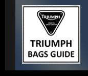 Triumph Saddlebag Guide