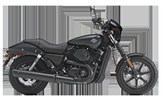 Harley Davidson Street 500 Motorcycle Saddlebags