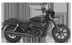 Harley-Davidson Street 750 Motorcycle Saddlebags