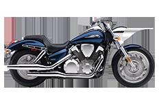 Honda VTX 1300 C Saddlebags