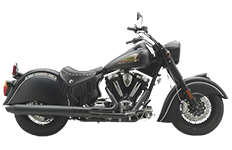Indian Chief Deluxe Saddlebags