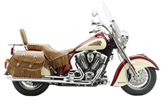 Indian Chief Roadmaster Saddlebags