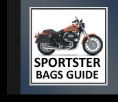 Harley Sportster Saddlebag Guide