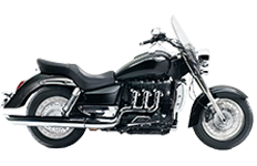 Triumph Rocket III Touring Saddlebags